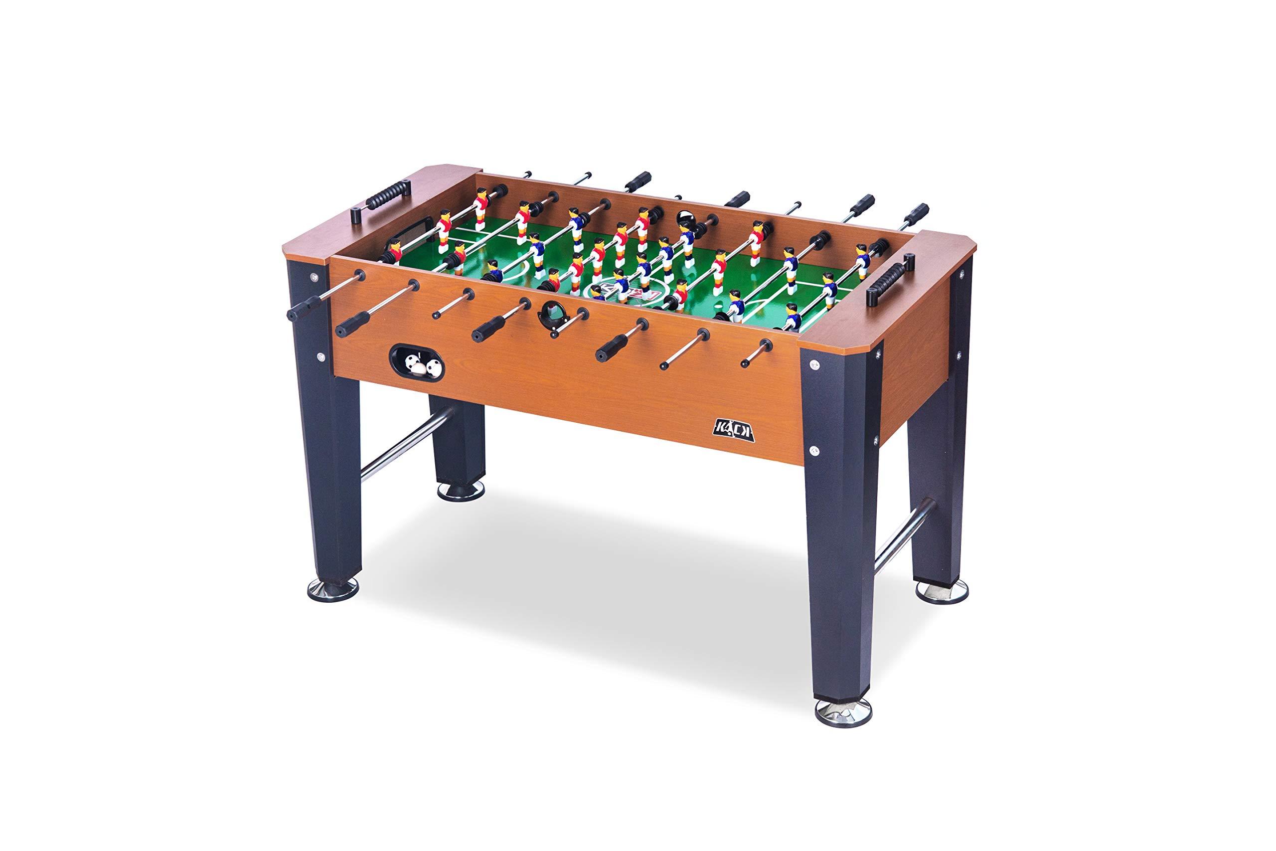 KICK Venture 55″ in Foosball Table by KICK