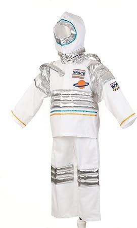 Souza for Kids 593 - Disfraz de astronauta para niño (4-7 años ...
