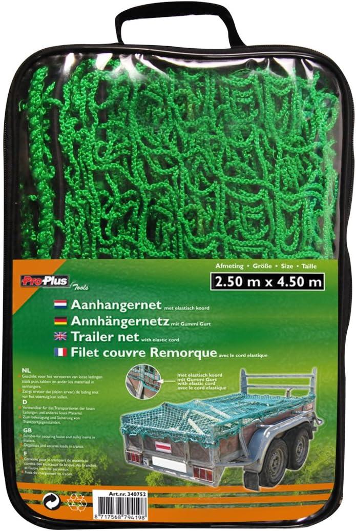 ProPlus 340752/Anh/ängernetz mit elastischer Kordel