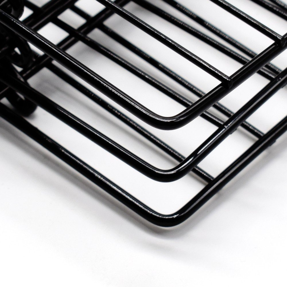 AK ART KITCHENWARE 3 layers Cooling Racks for cookie cake bread Oven Rosting by AK ART KITCHENWARE (Image #7)
