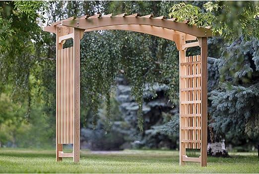 Todas las cosas de cedro jardín boda Arbor: Amazon.es: Jardín