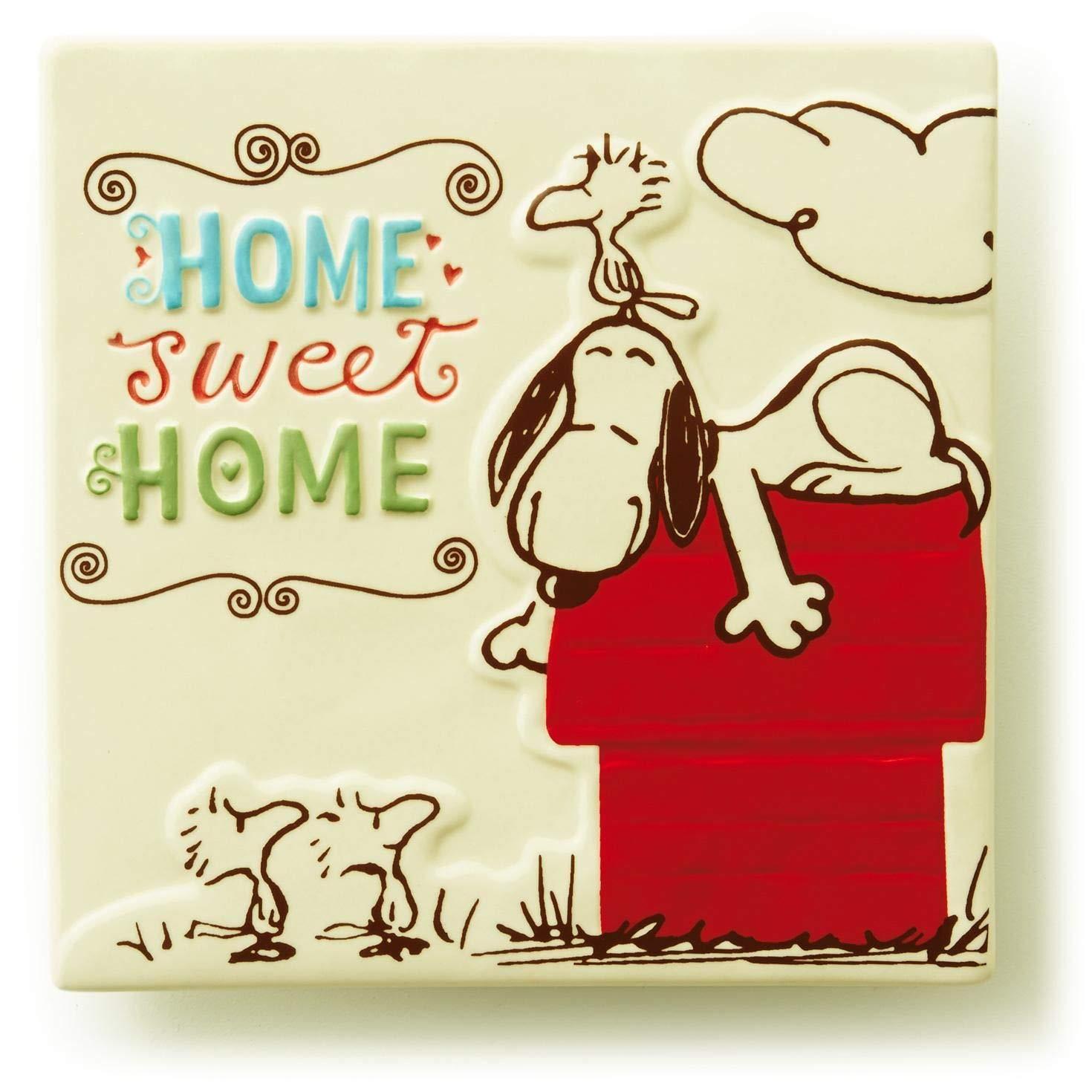 Hallmark Home Sweet Home Ceramic Tile Plaques & Signs PAJ4634