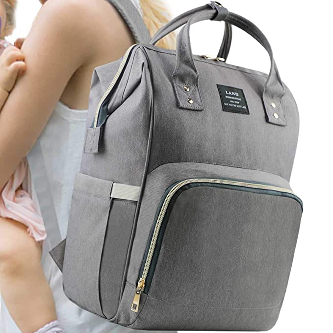 baby on the go gift to give birth bag for mom Diaper bag bag with bear wrap bag