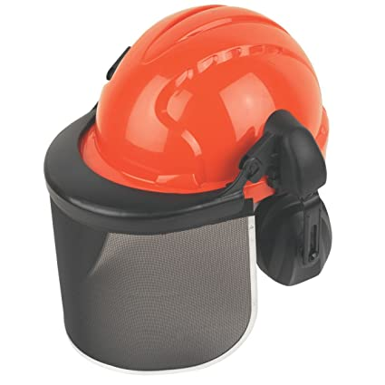JSP EVO3 USFS casco con protectores auditivos y visera