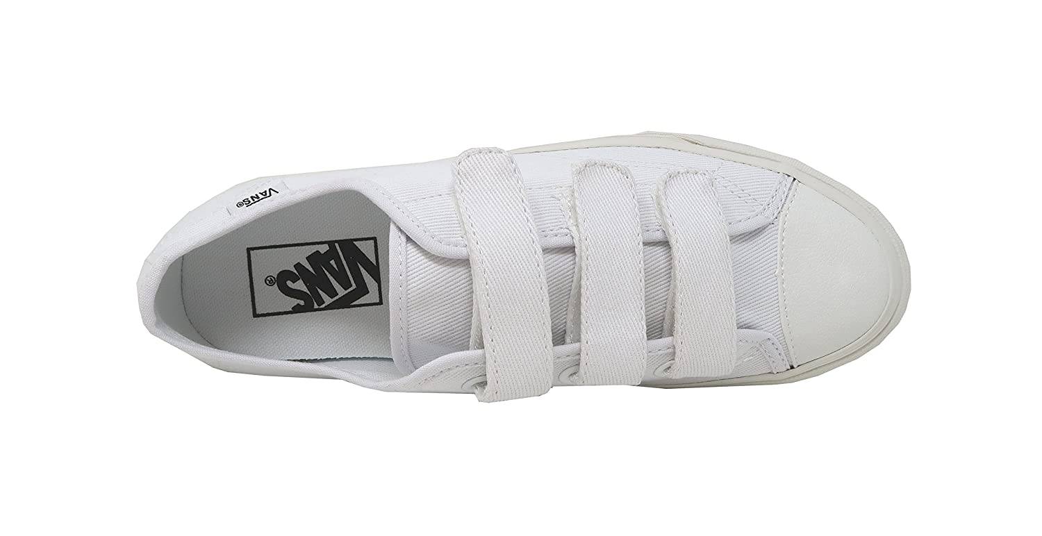 VANS B019KSTLWA MENS PRISON ISSUE TWILL B019KSTLWA VANS 5.5 M US Women / 4 M US Men|True White/ Off White 7272c7