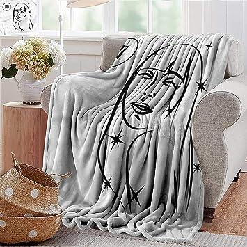 virgo woman in bed