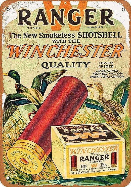 Taco Thursday Ranger Shotgun Shells Pintura de Hierro Cartel ...