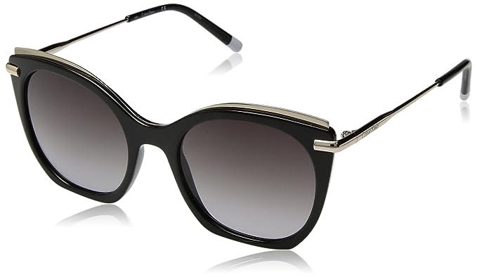 sito affidabile 1fdc5 a9fc3 Calvin Klein occhiali da sole donna 1238s - black/silver ...
