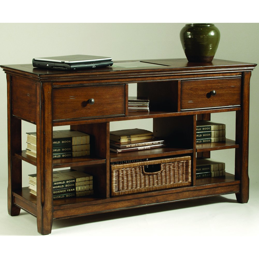 Sofa Table With Storage Lifewit Wood Nightstand Side