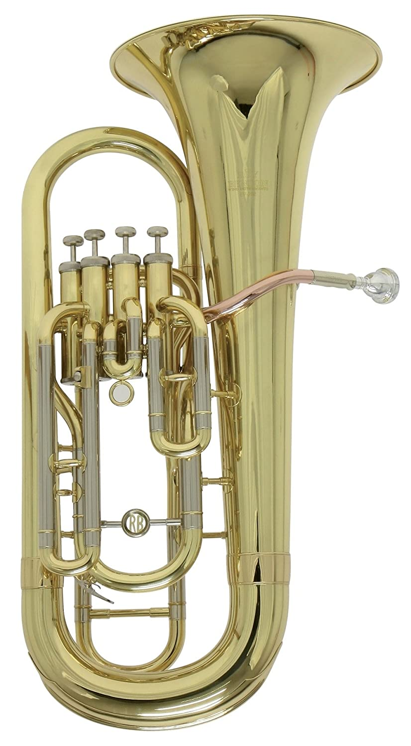 Roy Benson EP-303 in B Euphonium 4 Ventile lackiert inkl. Formetui