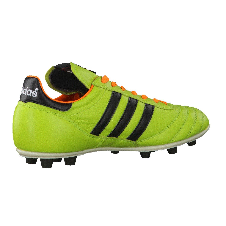 buy online e0959 80d7f Adidas Copa Mundial Samba Fussballschuhe solar slime-black-solar zest - 46   Amazon.co.uk  Sports   Outdoors
