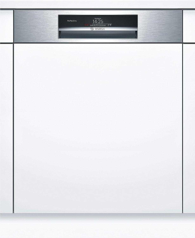 Bosch Serie 8 SMI88TS36E lavavajilla Semi-incorporado 13 cubiertos ...
