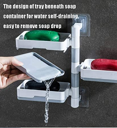 Bathroom Soap Holder Storage Plate Tray Background Bathroom Holder Supplies Tool