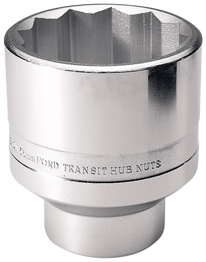 Draper 39048 - Juego de vasos para llaves (tamañ o: 56mm) Draper Tools