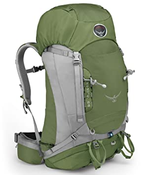 Osprey Kestrel 68 - Mochila de Senderismo, Color Conifer Green, tamaño Small/Medium: Amazon.es: Deportes y aire libre