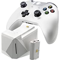 Nyko Charge Block Solo: White for Xbox One