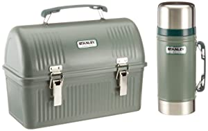 Stanley Classic Lunch Box and Classic Vacuum Food Jar Combo