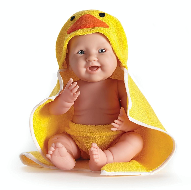 JC TOYS Newborn–Schneemann Geburt–43cm 18005