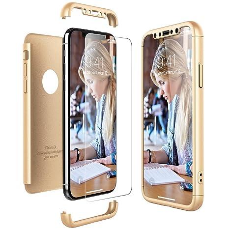 coque iphone x 3 en 1