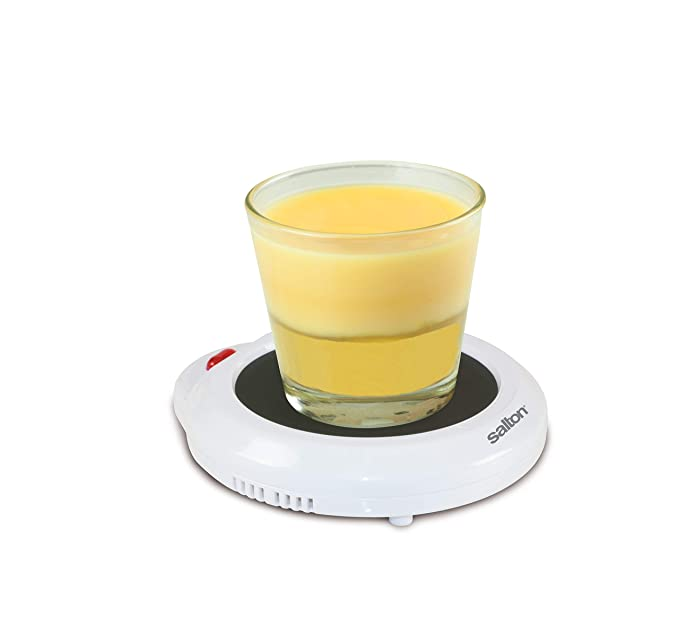 Amazon.com: Salton smw12 Mug Warmer Color Blanco Nuevo ...