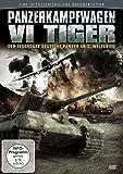 Panzerkampfwagen VI Tiger - Der legendäre deutsche Panzer im 2. Weltkrieg (DVD)