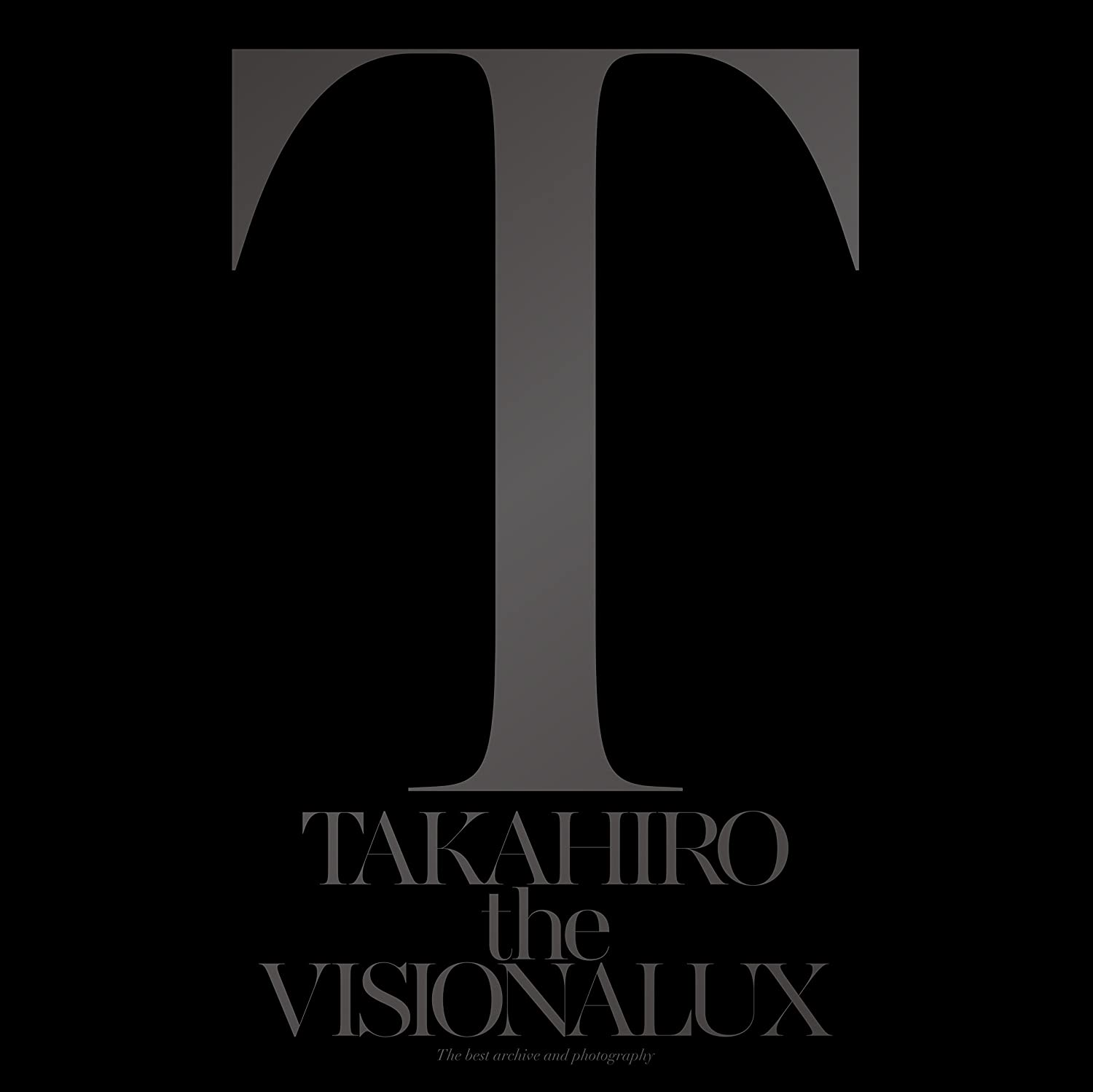 rhythm zone EXILE TAKAHIRO the VISIONALUX(CD+DVD)の画像