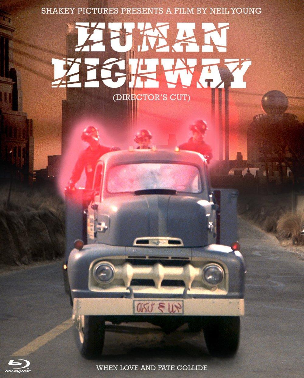 Human Highway (Director's Cut)(Blu-Ray)