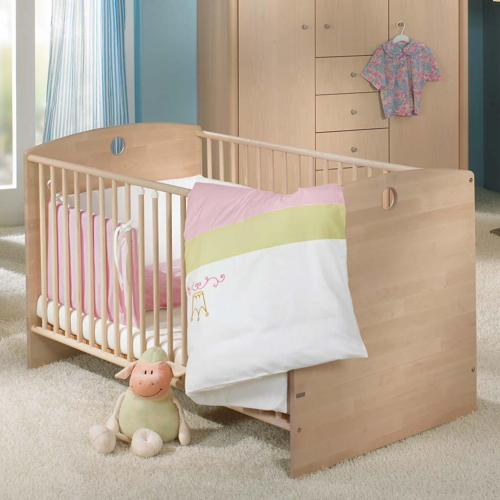 Paidi 1119046 Kinderbett Fleximo Mit Comfort Rost 70 X 140 Cm