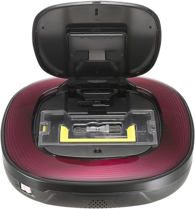 LG Electronics VR6470LVMP Robot aspirador, 33 W, 60 Decibelios ...