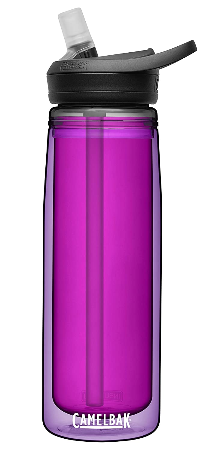 CamelBak Eddy+ BPA Free Insulated Water Bottle, 20 oz