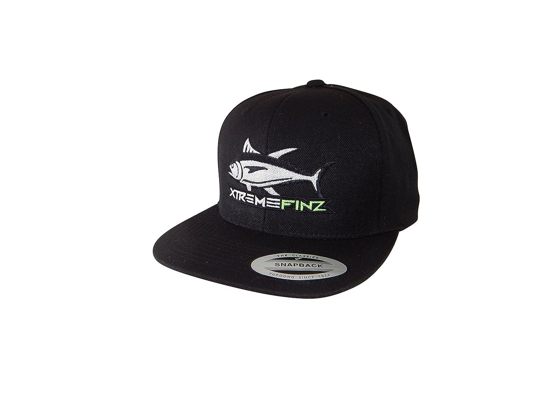 XTREMEFINZ Tuna Snapback High Profile Hat