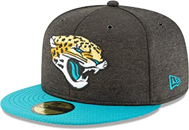 New Era 59Fifty Cap NFL Sideline Away Jacksonville Jaguars
