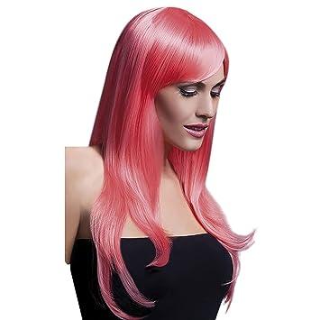 Sienna peluca rosa