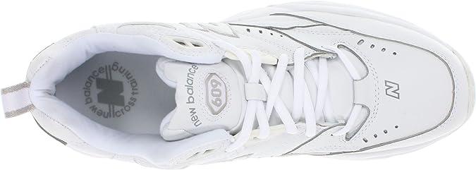 NEW BALANCE MX609 White Running Shoes