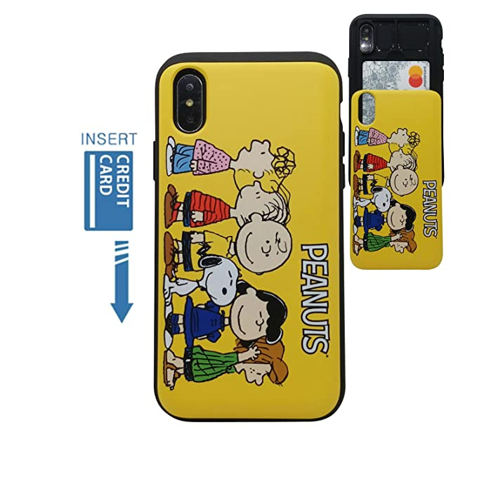 iphone xs case snoopy