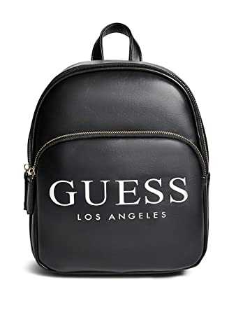 GUESS Factory Women s Leonore Logo Small Backpack Bag