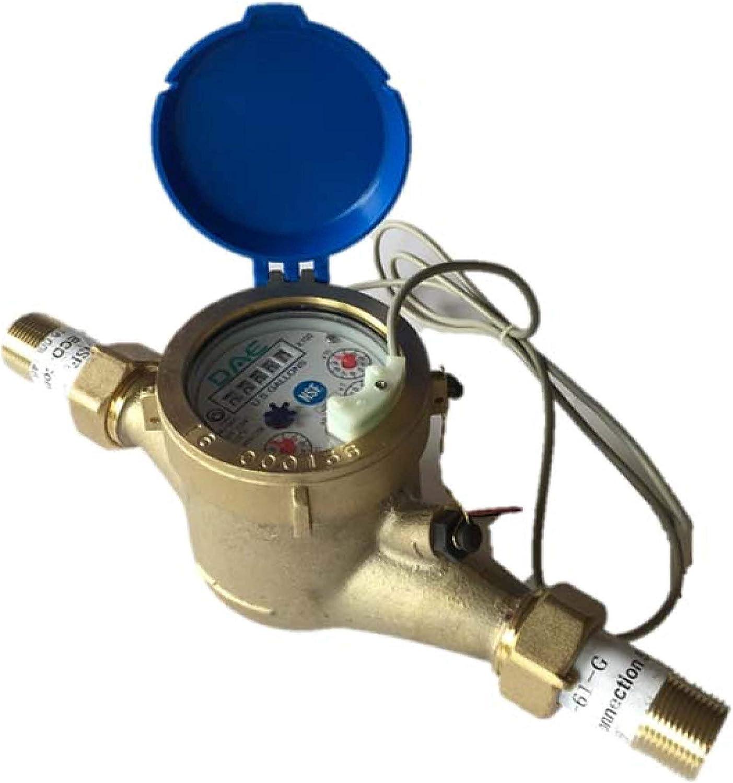 Neptune T-10 3//4 Potable Water Meter Measuring in Gallons