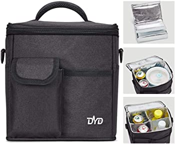 DYD Lunch Box Insulated Lunch Bag