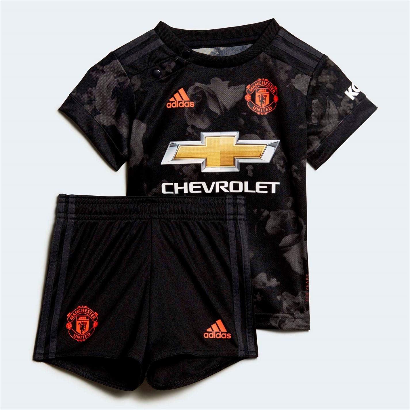 adidas MUFC 3 Baby Chándal, Bebé-Niños: Amazon.es: Deportes y aire ...