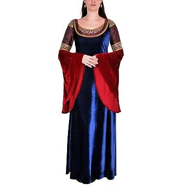El señor de los anillos - vestido de noche de la elfa Arwen ...