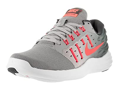 Nike Damen 844736-003 Traillaufschuhe, Grau (Wolf Grey/Bright Mango-Dark Grey-White), 39 EU