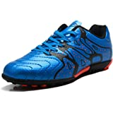 T&B Kids' Youth Turf Soccer Cleats Shoes Indoor Football Casual Outdoor Sports (Little Kid/Big Kid) 76516