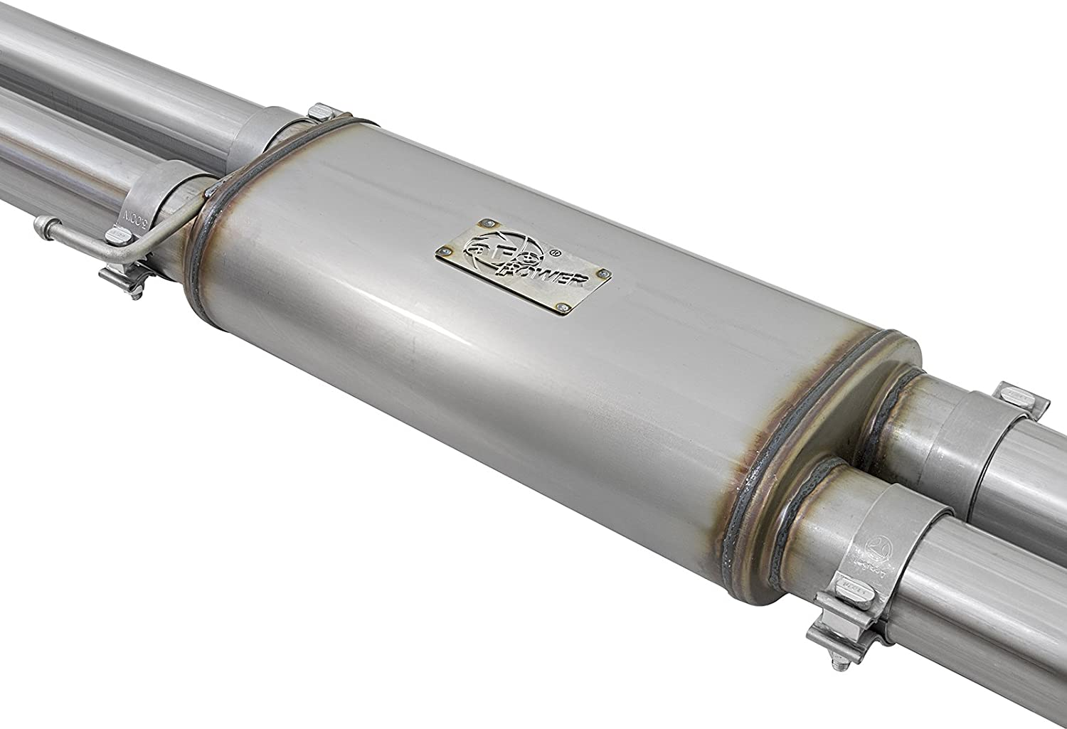 aFe Power MACH Force-Xp 49-43045-B Exhaust System for Ford Raptor 3, Cat-Back, Stainless Steel