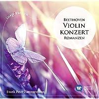 Beethoven: Violin Concerto Y Romances