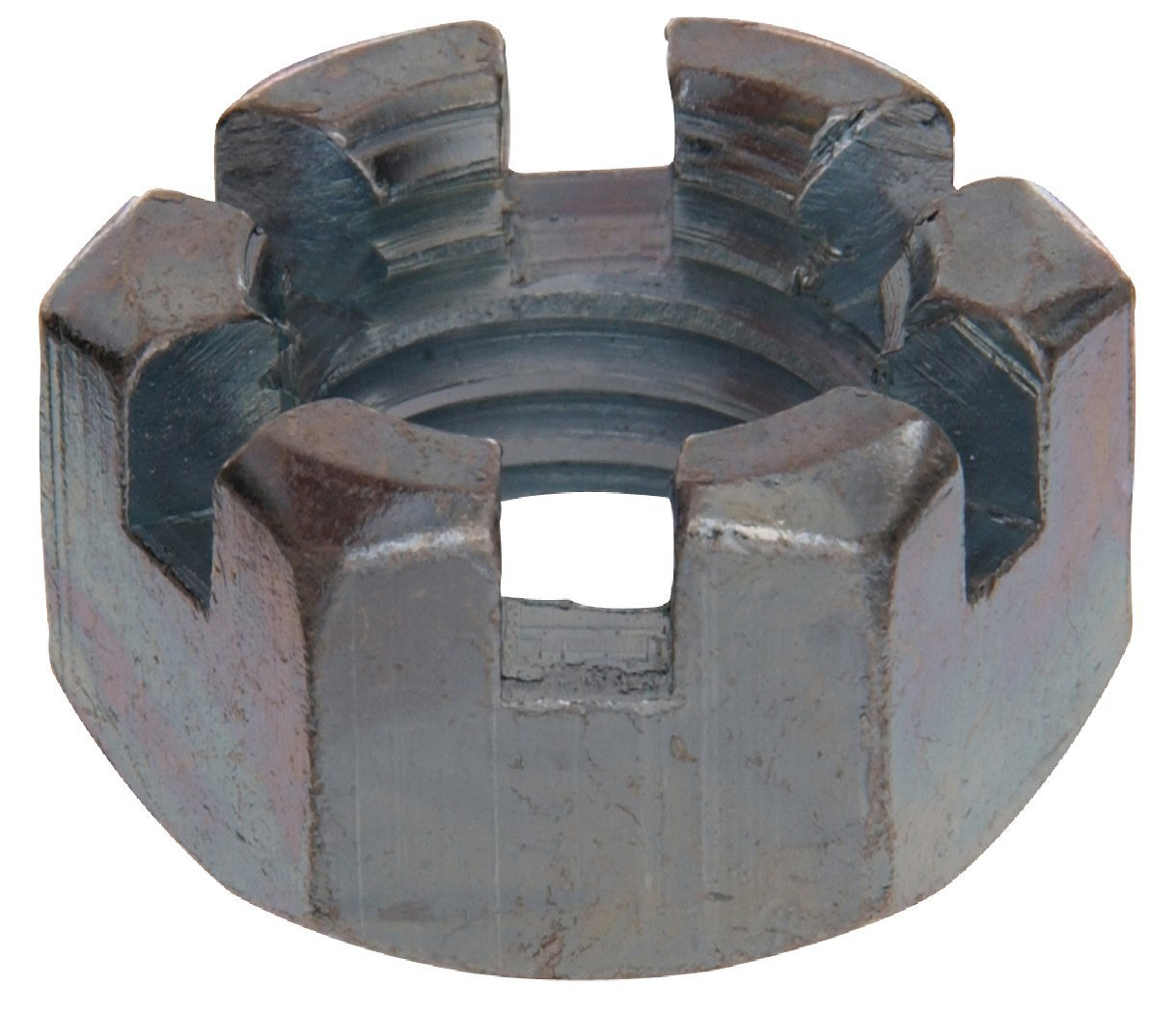 The Hillman Group 2697 5//8-18-Inch USS Slotted Hex Nut 6-Pack