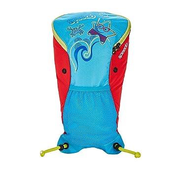 Speedo Sea Squad Backpack Mochila, Unisex Adulto, Azul (Japan Blue/Lava Red), 24x36x45 cm (W x H x L): Amazon.es: Deportes y aire libre