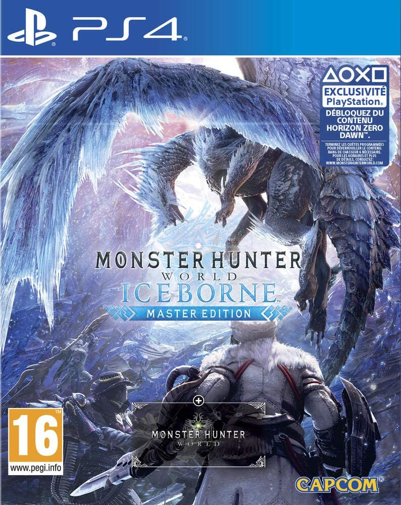Capcom Monster Hunter World: Iceborne Collectors Edition (Master edition)  Japanese Version: Amazon.es: Juguetes y juegos