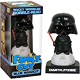 Star Wars/Family Guy BLUE HARVEST : DARTH STEWIE with mask PVC bobble-head appr 13cm - limited and exclusive series