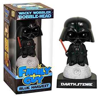Star Wars/Family Guy BLUE HARVEST : DARTH STEWIE con mascara - serie exclusiva
