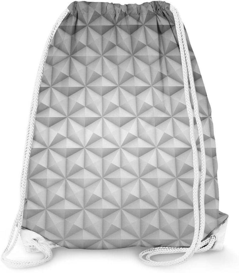 EPCOT Icon Drawstring Bag Small 11.7 x 14.6